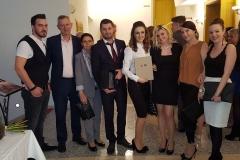 Po předání ceny Pizzerii Istria