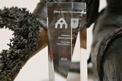 Cena města Šumperka 2016 v kategorii Drobné podnikání