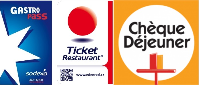 Ticket restaurant, gastro pass sodexo