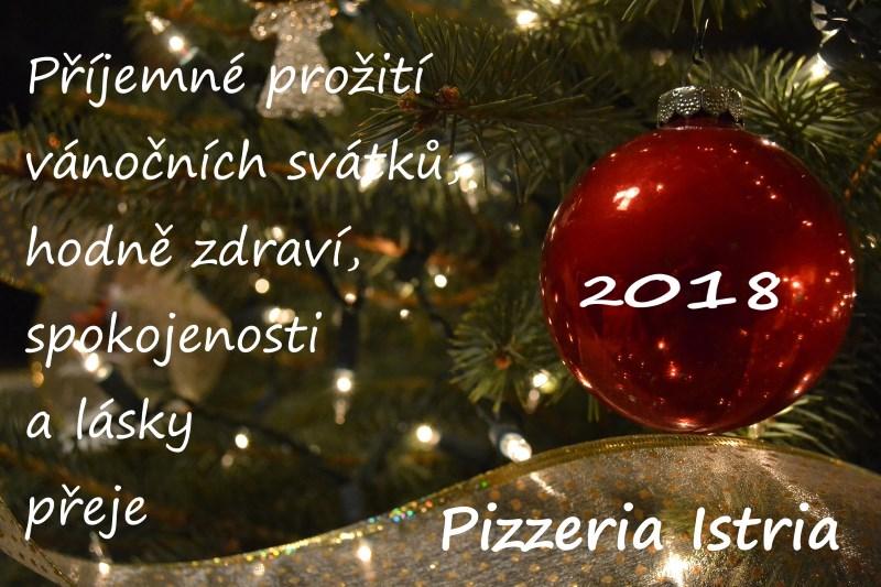 PF 2018 - Pizzerie Istria v Šumperku